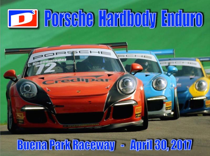 D3 Hardbody Porsche Enduro