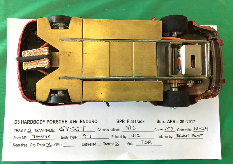 """Victor Dubrowsky built this car. It's one of 3 """"rear"""" motor cars entered in the enduro (Keith Tanaka built/entered two other rear motor cars)."""