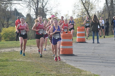 Photo gallery from the Division 3 girls state finals at MIS. (Sun Photo by JIM LAHDE)