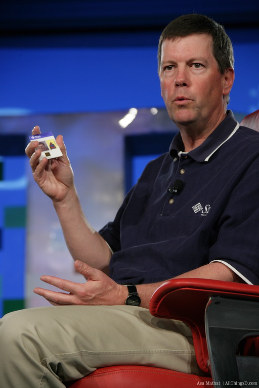 Scott McNealy of Sun Microsystems.