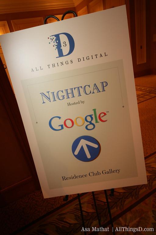 google nightcap inanimate 1