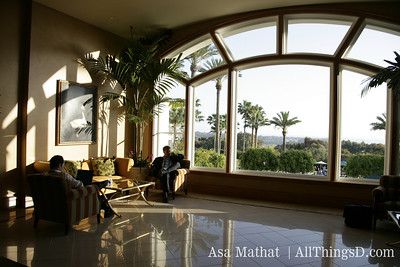 Panoramic views at D5, Four Seasons Resort Aviara in Carlsbad, Calif.