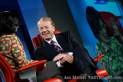 Kara interviews John Chambers, Chairman and CEO of Cisco Systems.