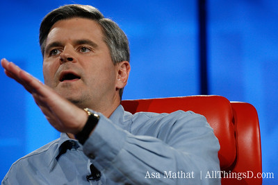 Steve Case onstage at D5 in 2007.