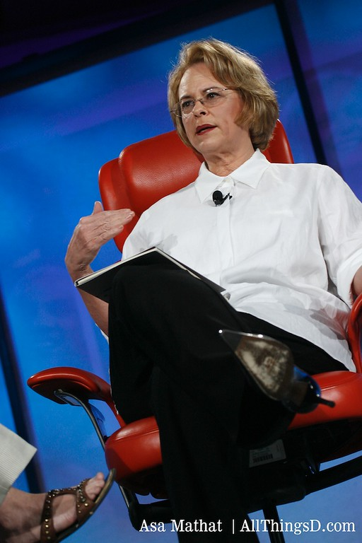 Ann Moore of Time, Inc.