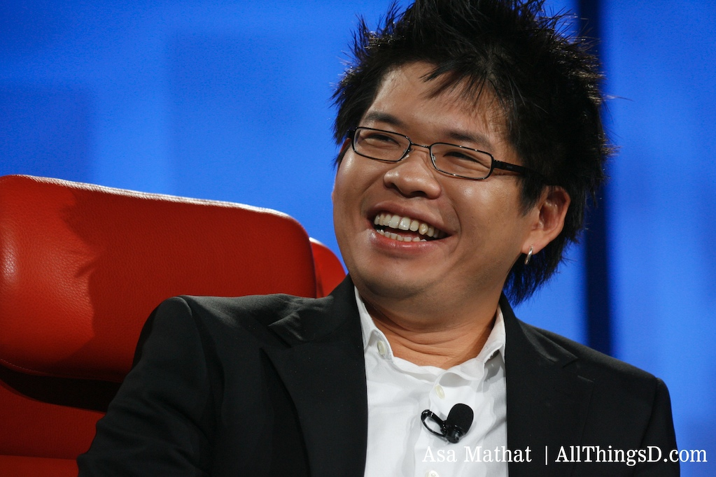Steve Chen of YouTube at D5