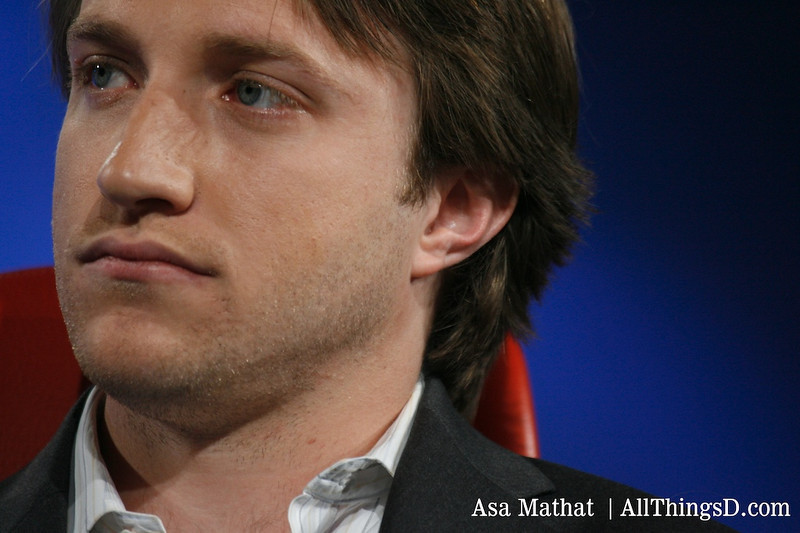 Chad Hurley of YouTube at D5