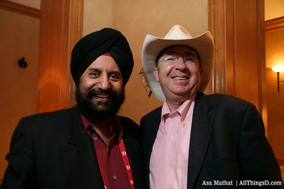 Mad Hats: Satjiv Chahil and Barry Sonnenfeld