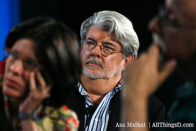 George Lucas at D5