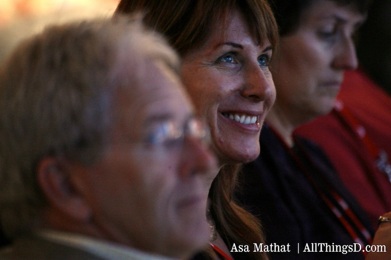 Renee Blodgett during the John Chambers session