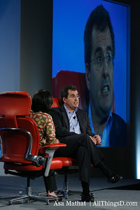 Peter Chernin talks with Kara Swisher
