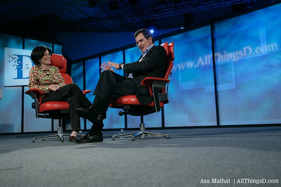 Kara Swisher asks the tough questions to Peter Chernin