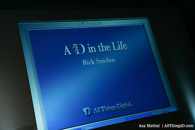 A D in the Life by Rick Smolan for QiGo