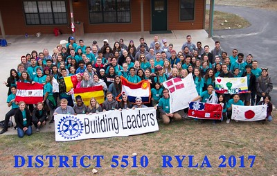 RYLA 2017 Group Phot