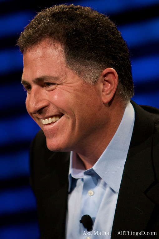 Michael Dell, Chairman and CEO of Dell.