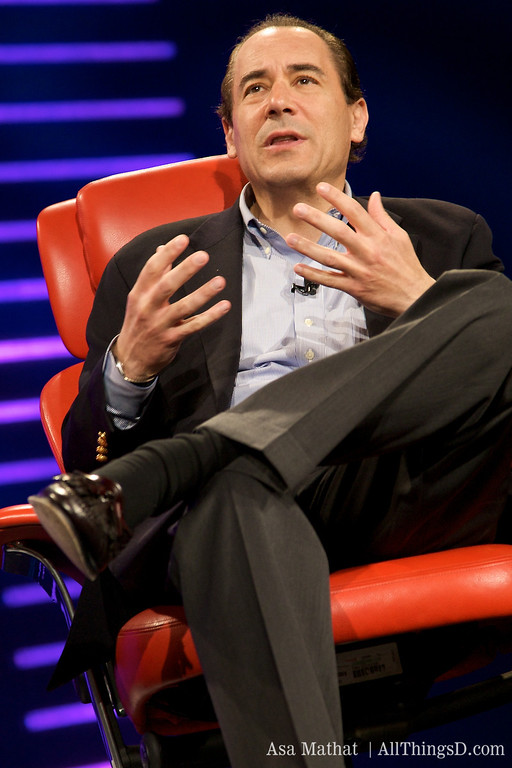 Tom Rogers, President and CEO of TiVo.
