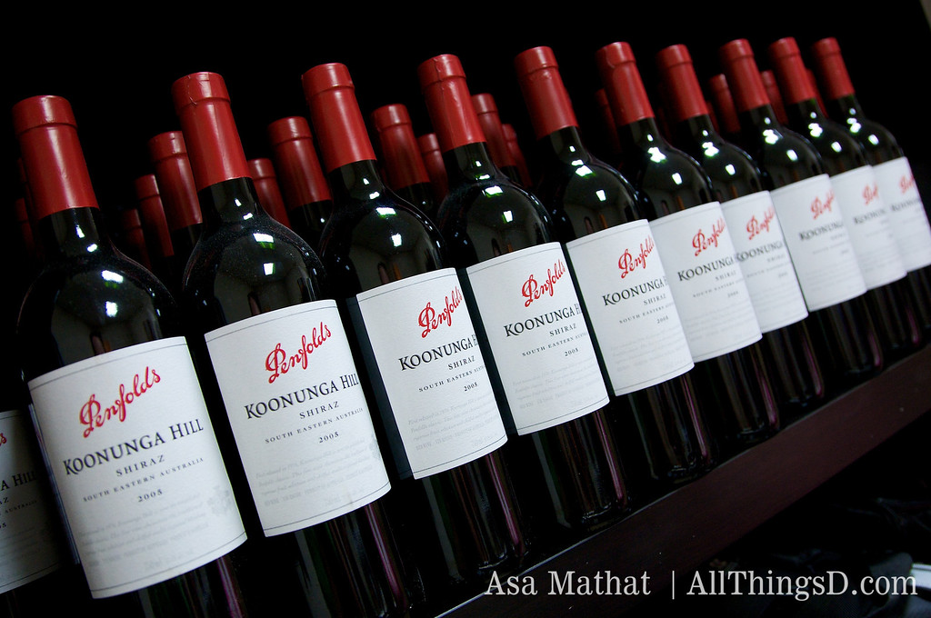 Penfolds is one of the D6 sponsors providing great gifts for D6 attendees.