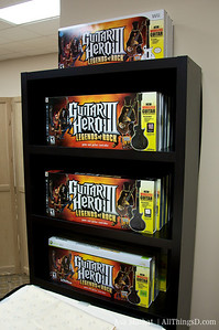 Guitar Hero III for D6 attendees