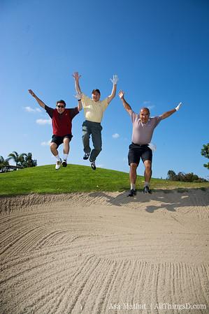 Golf at D6