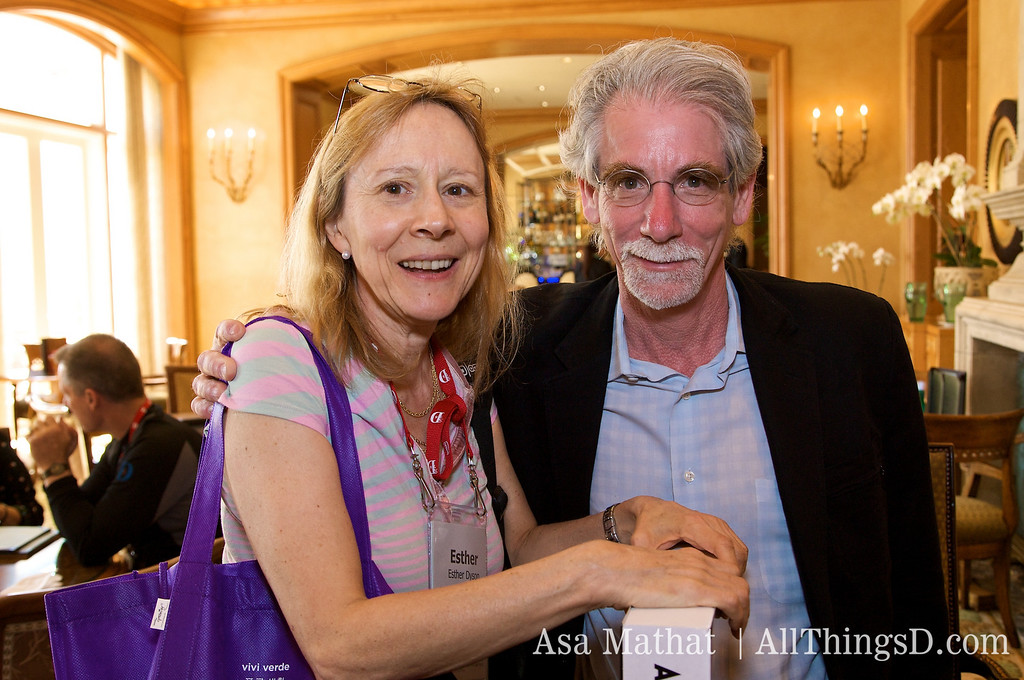 Esther Dyson and Dan Farber