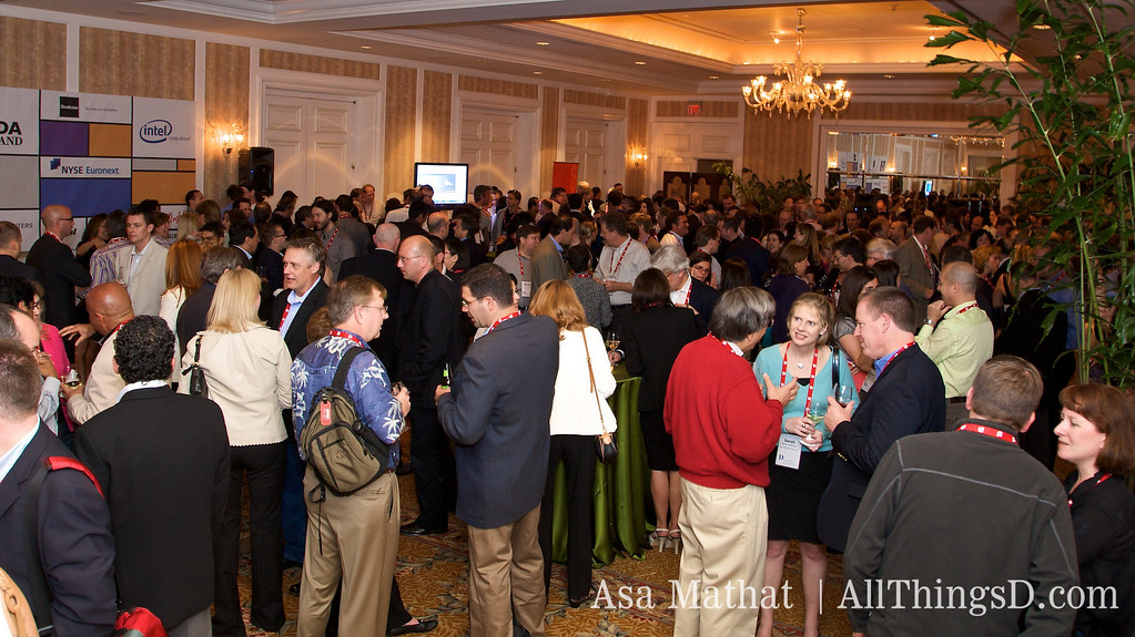 D6 Welcome Reception