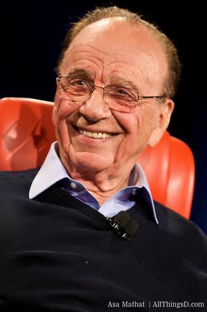 Rupert Murdoch, Chairman and CEO, News Corporation