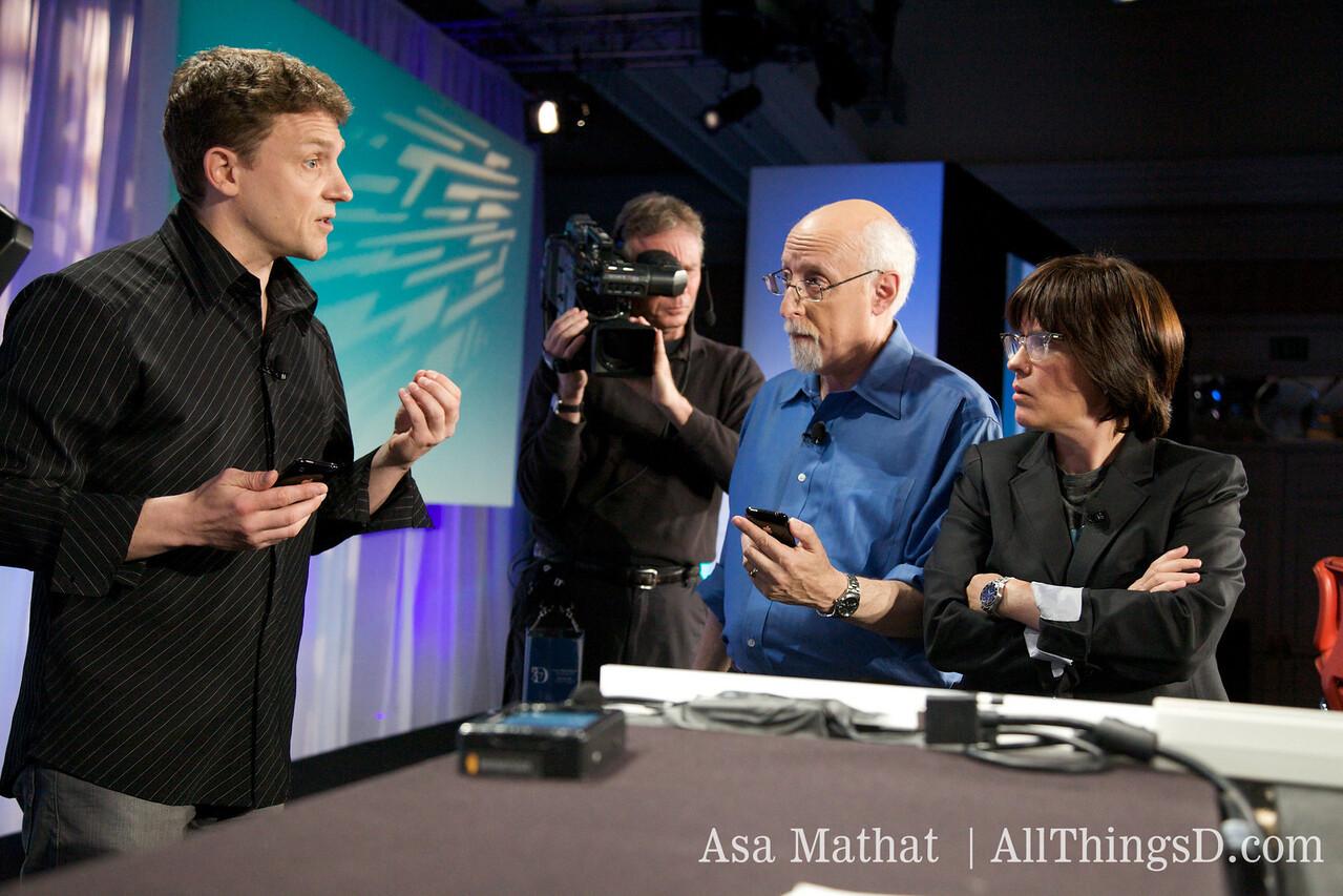 Christophe Ramstein explains Immersive Messaging.