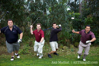 Golf Attack!