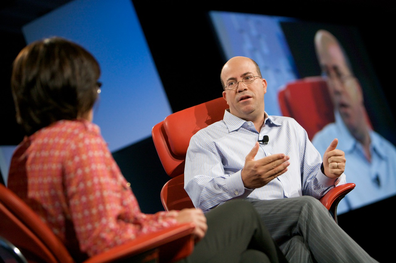 Jeff Zucker of NBC Universal.