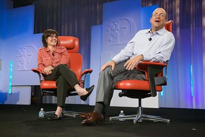 Kara Swisher interviews Jeff Zucker, President and CEO of NBC Universal at D7.
