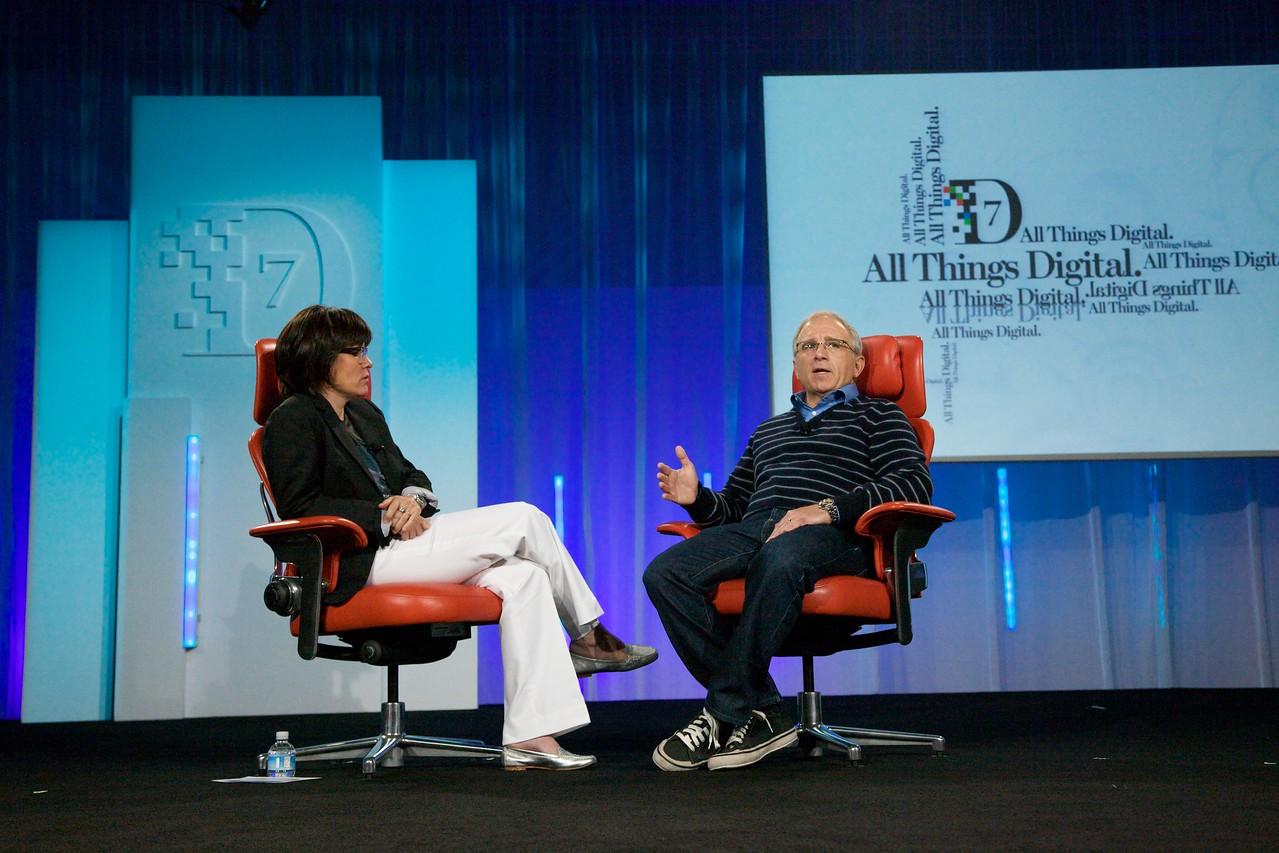 Kara Swisher interviews Irving Azoff, CEO of Ticketmaster.