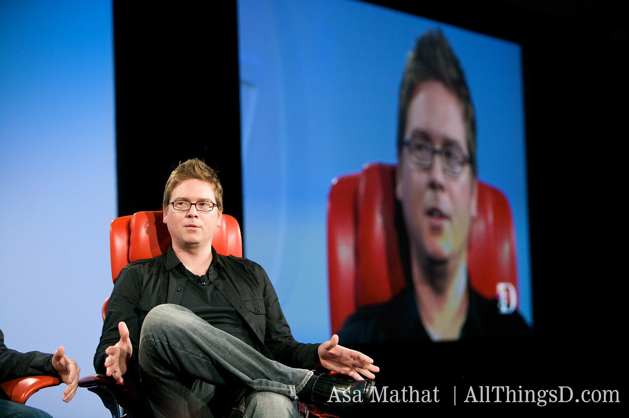 Biz Stone speaks, not tweets.