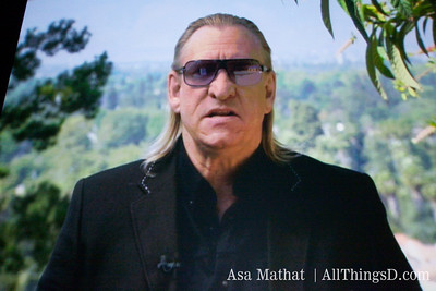 Joe Walsh video introduction for Irving Azoff at D7.