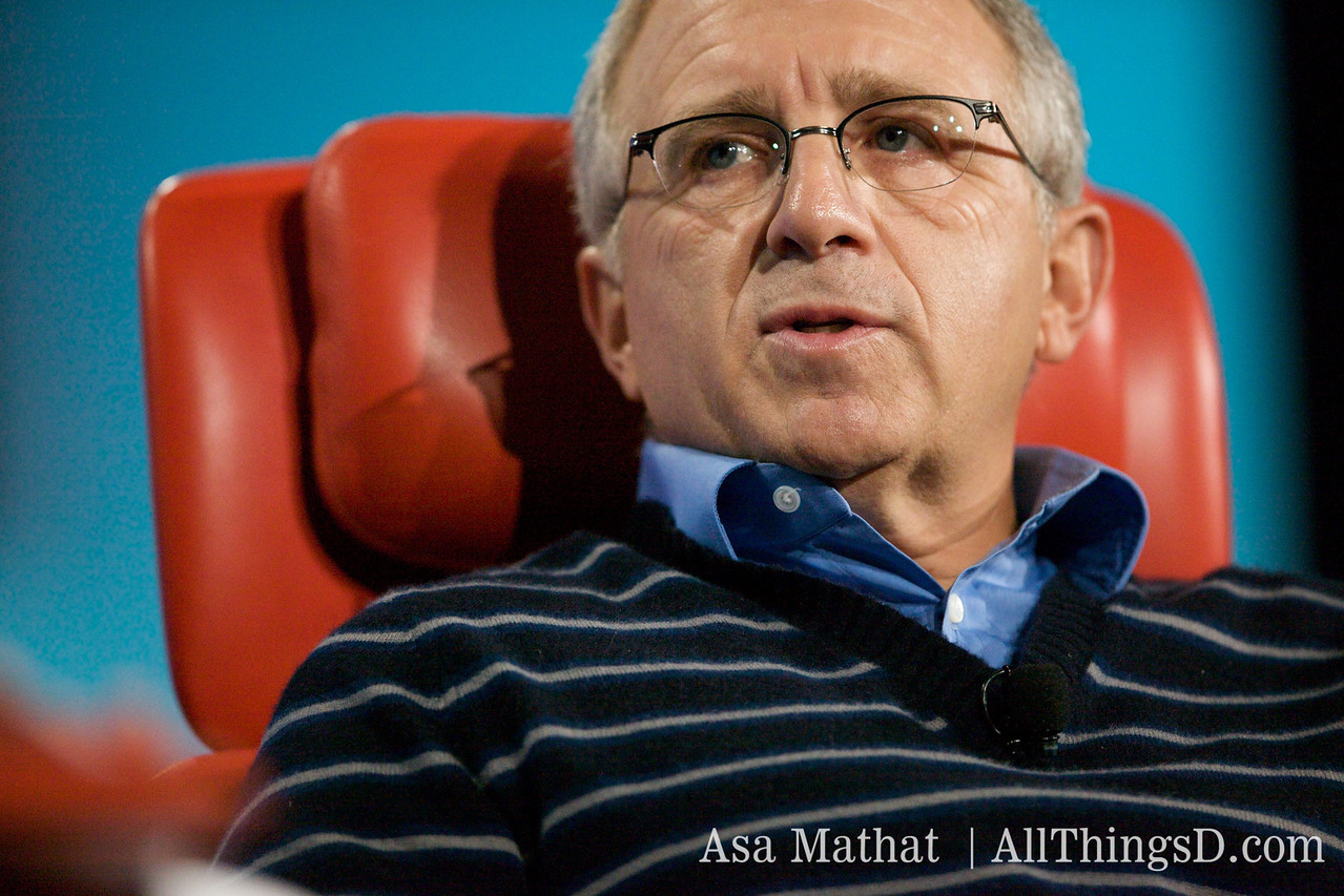 Irving Azoff of Ticketmaster at D7.