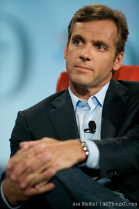 Owen Van Natta, the new CEO of MySpace.