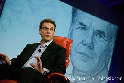 Olli-Pekka Kallasvuo, CEO of Nokia.