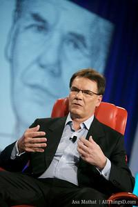 Olli-Pekka Kallasvuo, CEO of Nokia at D7.