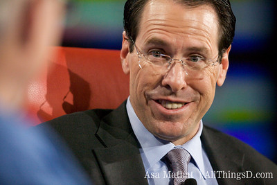 Randall Stephenson, CEO for AT&T.