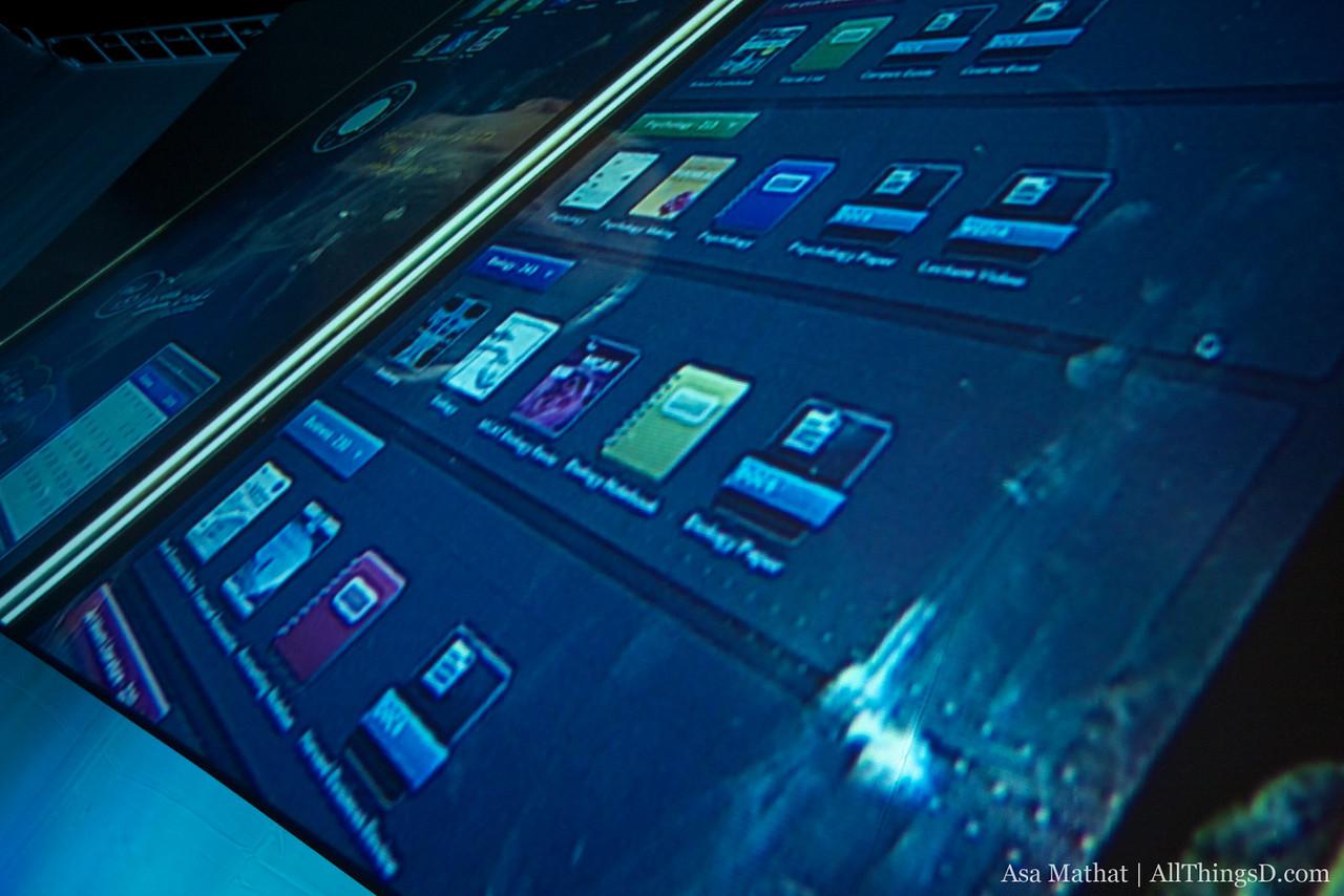 Kno Kakai tablet demo.