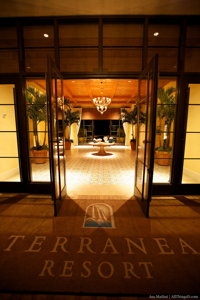 Welcome to D8 at the lovely Terranea Resort.
