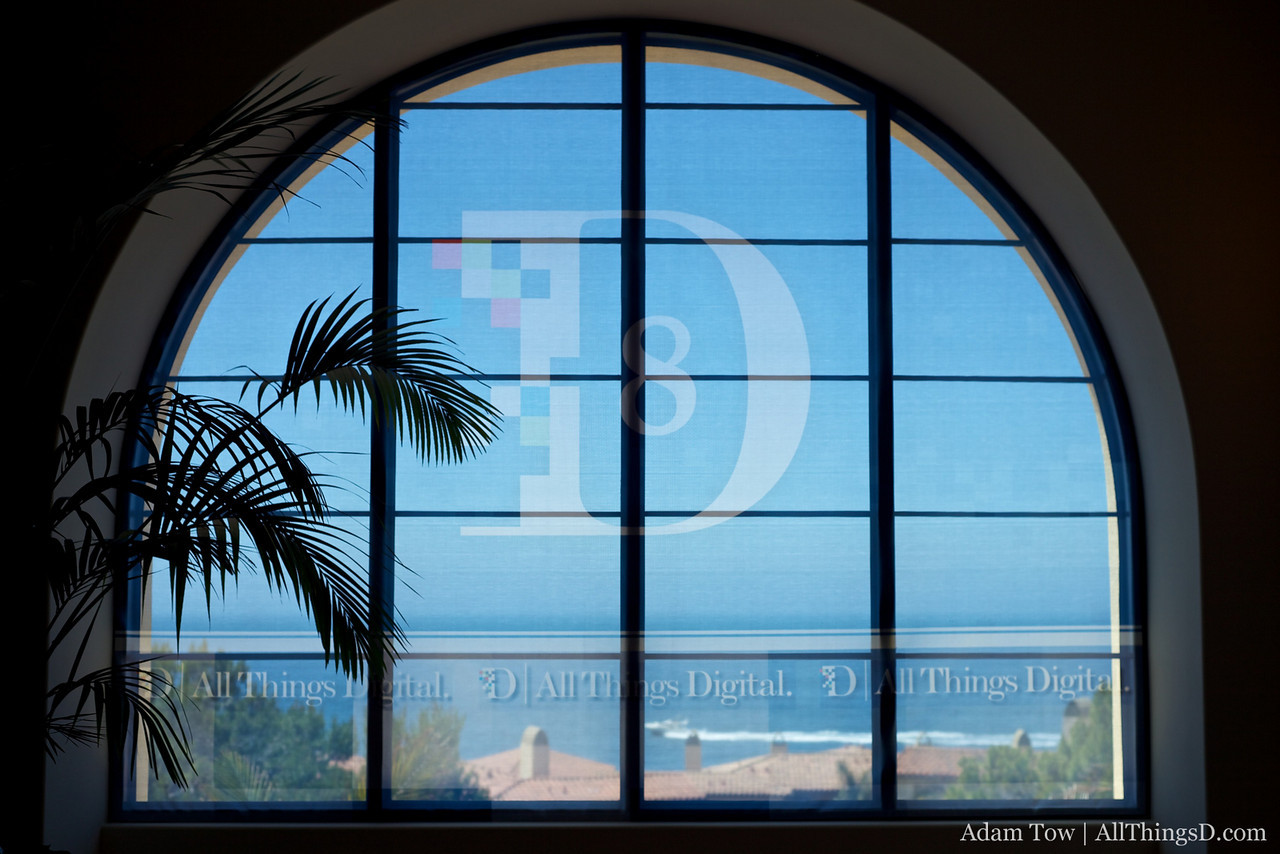 A room with a view -- welcome to D8.