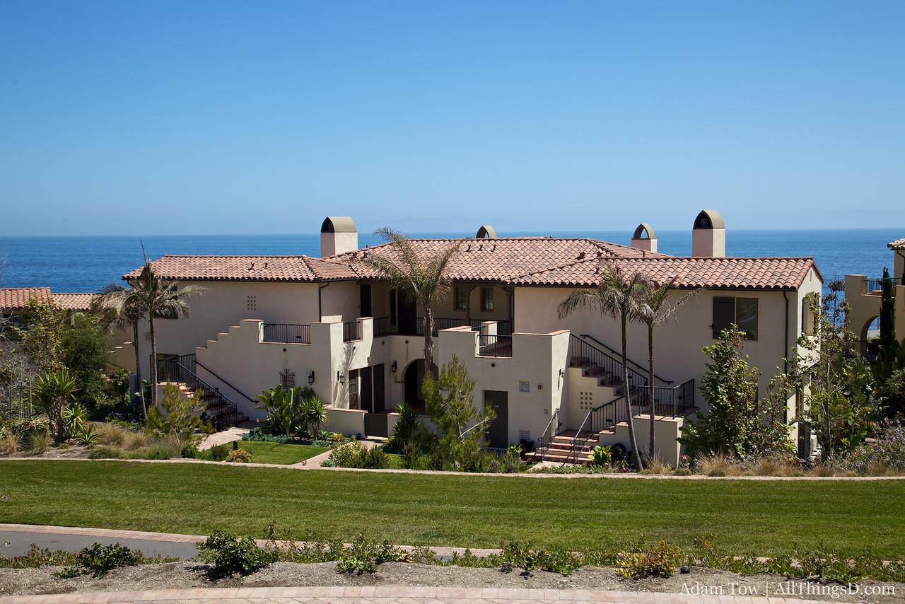 The beautiful Terranea Resort in Rancho Palos Verdes, California.