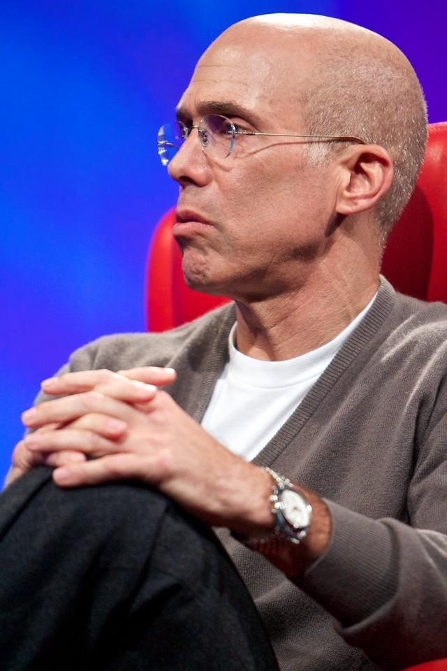 Jeffrey Katzenberg at D8.