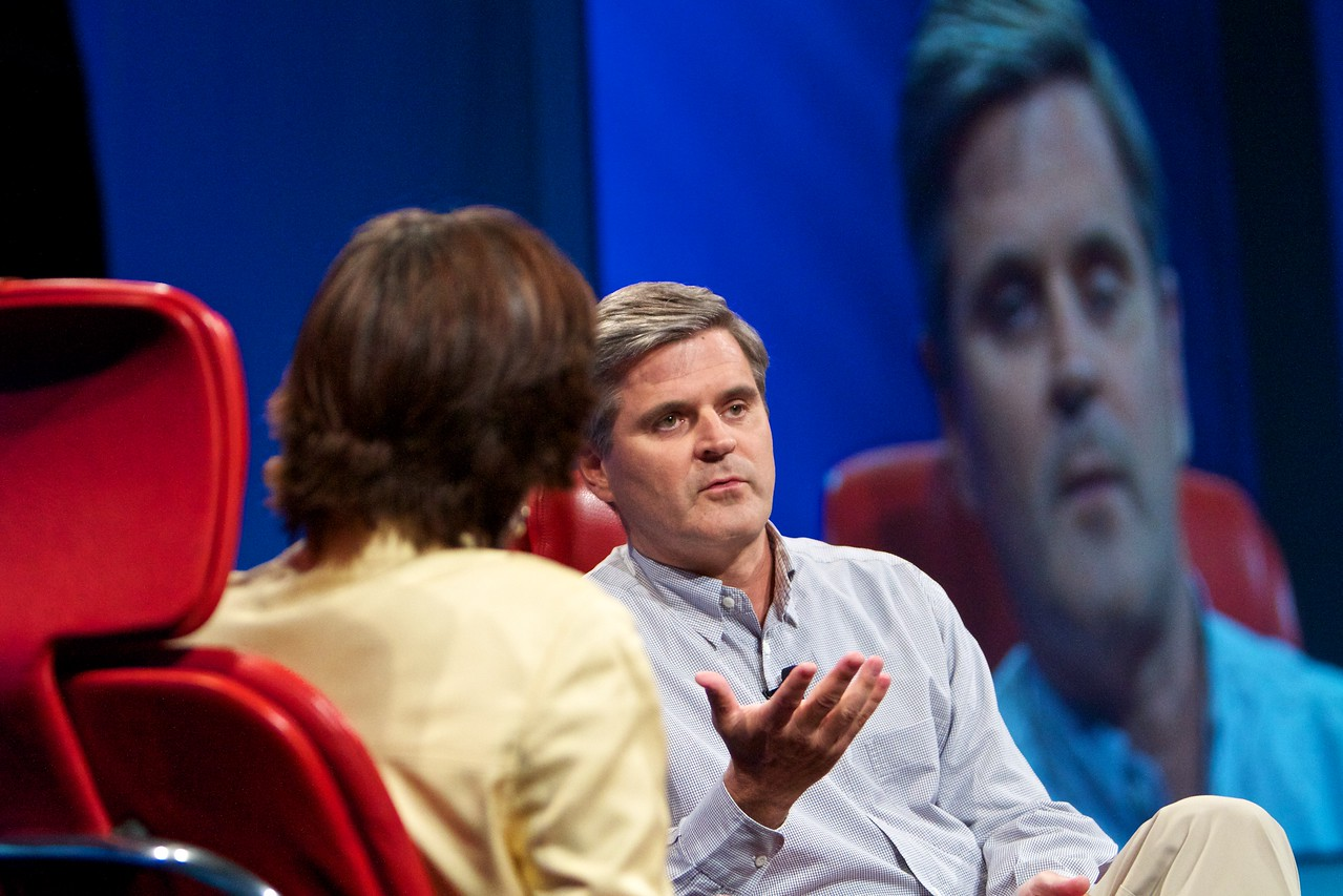 Steve Case, chairman and CEO of Revolution and former AOL chairman, returns to D for an interview with Kara Swisher.