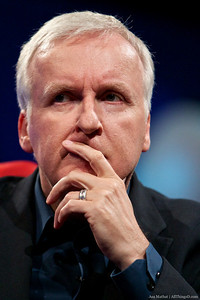 James Cameron at D8.