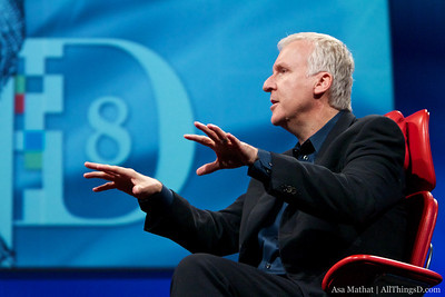 Writer, Producer and Director, James Cameron.