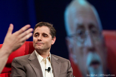 Julius Genachowski, Chairman of the FCC, at D8.