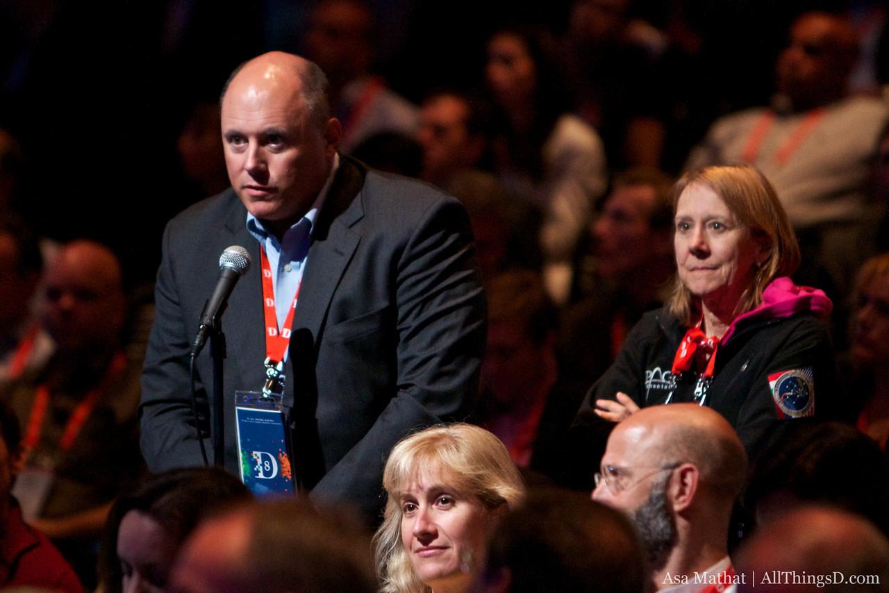 Questions for FCC Chairman Julius Genachowski.
