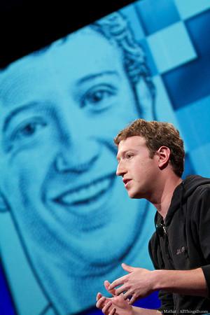 D8: Mark Zuckerberg, Facebook