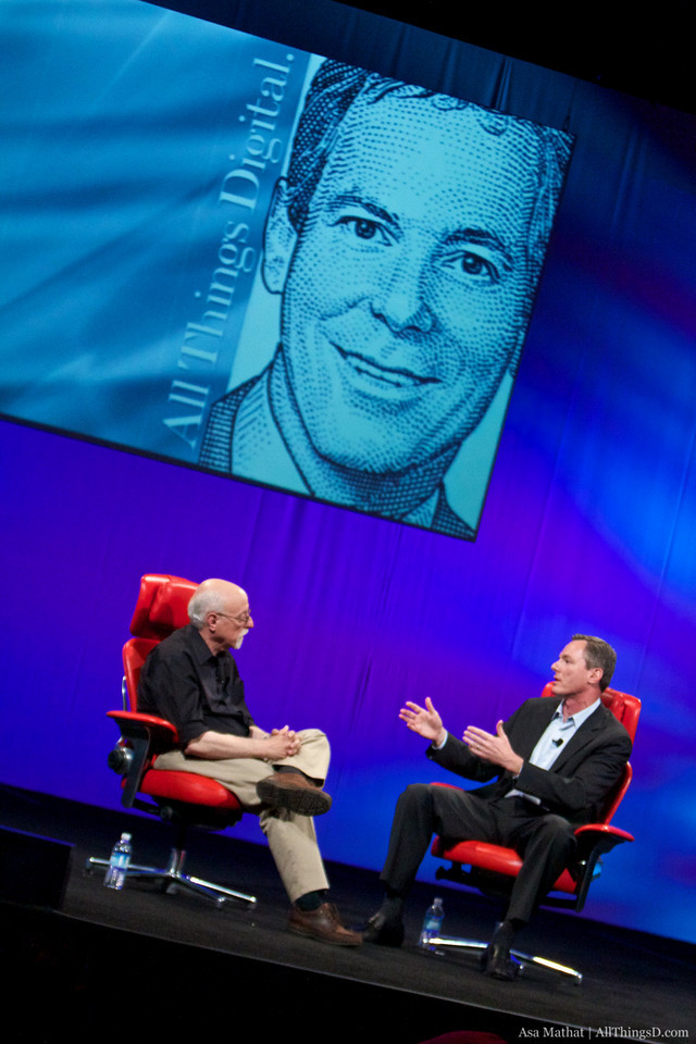 Paul Jacobs, CEO of Qualcomm.